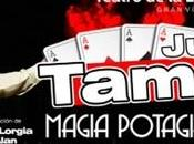 Juan tamariz, magia potagia algo