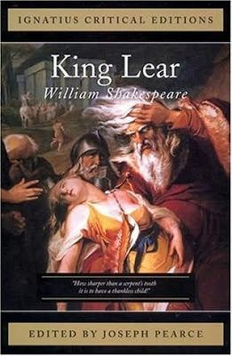 King lear blindness essay