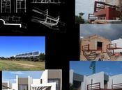 Nuevas imágenes obra segunda manzana viviendas adosadas diseñadas a-cero málaga