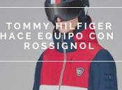 Tommy Hilfiger hace equipo Rossignol