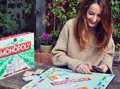 Jugando monopoly sorteo
