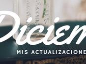 Actualizaciones Literarias (Diciembre, 2016)