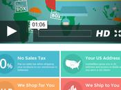 Comprar Estados Unidos desde España Mall Box, facil,seguro rápido, mejor Shipito