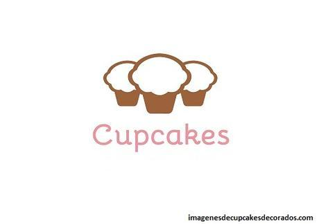 imagenes de logos de cupcakes  animados