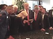 pastores toma posesión Trump