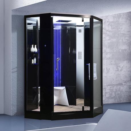 Cabinas de ducha actuales paperblog for Cabina de ducha easy