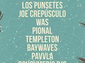 Sunshine Suances 2017: Agorazein, Guincho, Punsetes, Crepúsculo, WAS, Pional, Templeton, Baywaves...