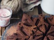 Brownie Chocolate Cacahuetes Miel