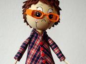 Hacer muñecas goma