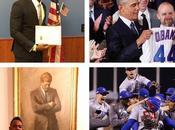 Aroldis Chapman celebró Martin Luther King Casa Blanca
