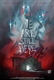 We're still here (Todavía estamos aquí, 2015) - Crítica