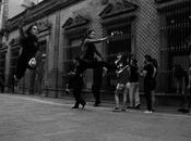 danza manifiestan frente Secretaría Cultura