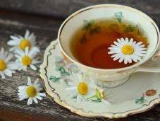 Remedios caseros para úlceras estomacales: manzanilla