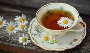 Remedios caseros para las úlceras estomacales: manzanilla