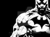 Batman Black White (Motion Comic)