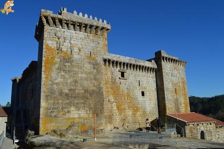 Qué ver en Palas de Rei: castillo de Pambre, Vilar das Donas y Torrentes de Mácara