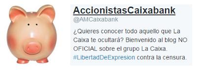 estafa, caixabank, bancos, delitos, Caixa, La Caixa, Accionistas Caixabank, productos financieros, mala praxis, malas prácticas