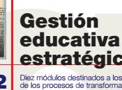 Gestión educativa estratégica. necesaria para educación inclusiva.
