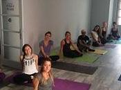 Vinyasa Classes English Tuesdays 7:30