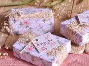 Detalles boda, jabones florales personalizados; detalles para invitados.