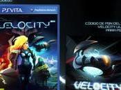 Velocity tendrá edición física Vita