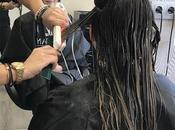 Mechas balayage Botox Alexandra Patiño peluquería