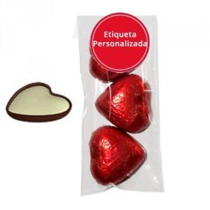 Bombón Corazón de Chocolate Interdulces
