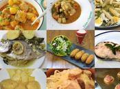 recetas sencillas pescado, plato (II)