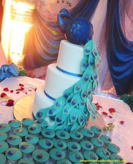 cupcakes para bodas originales imagenes