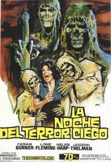 La noche del terror ciego (Amando de Ossorio, 1971)