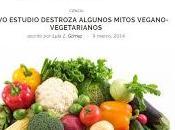 """RESPUESTA ARTÍCULO: """"Nuevo estudio destroza algunos mitos veganos-vegetarianos"""""""