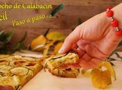 Bizcocho calabacin