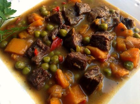 Receta de guiso de entra a paperblog for Cocinar yuca al horno