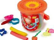 plastilina para fomentar desarrollo niños pequeños