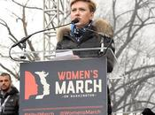 Scarlett Johansson Women's March Washington