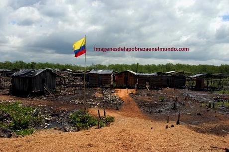 imagenes de pobreza en colombia mundo
