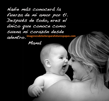 Bonitas Y Tiernas Fotos De Bebes Con Frases De Amor De Bebes
