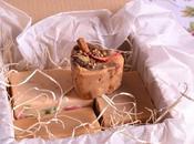Cajitas Rústicas jabones naturales; regalos originales.