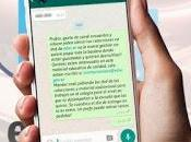 Valor probatorio whatsapp venezuela.