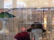Suzanne Newman arte hecho Sombrero