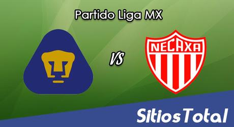 Ver Pumas vs Necaxa en Vivo – Online, Por TV, Radio en Linea, MxM – Clausura 2017 – Liga MX