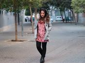 Look: pink velvet