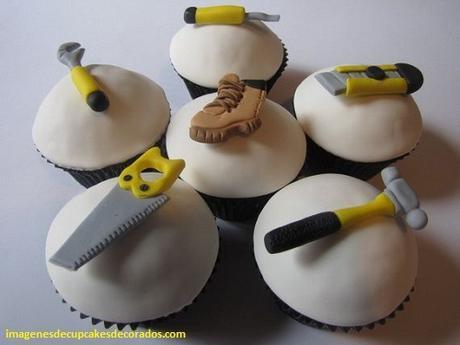 modelos de cupcakes para hombres adultos