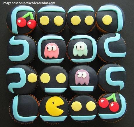 modelos de cupcakes para hombres novios