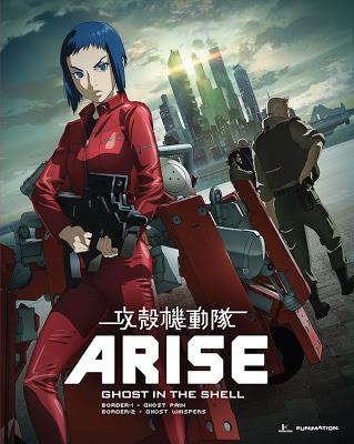 Crítica de Ghost in the Shell: Arise