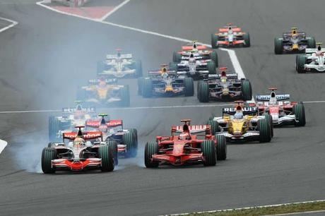 El fin de una era:  despuès de 39 años Bernie Ecclestone deja la F1.