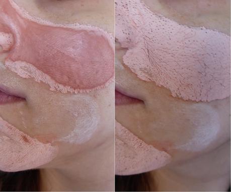 Mascarillas faciales para piel mixta de Caudalie: poros abiertos e hidratación