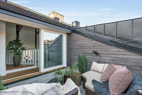 Dúplex Con 3 Balcones Y Terraza Paperblog