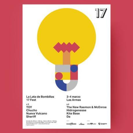 Llega la tercera edición de la Lata de Bombillas 17Fest