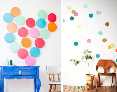 Decora tus paredes con rosetones paperblog - Decora tus paredes ...